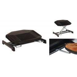 repose pieds ergonomique dual. Black Bedroom Furniture Sets. Home Design Ideas