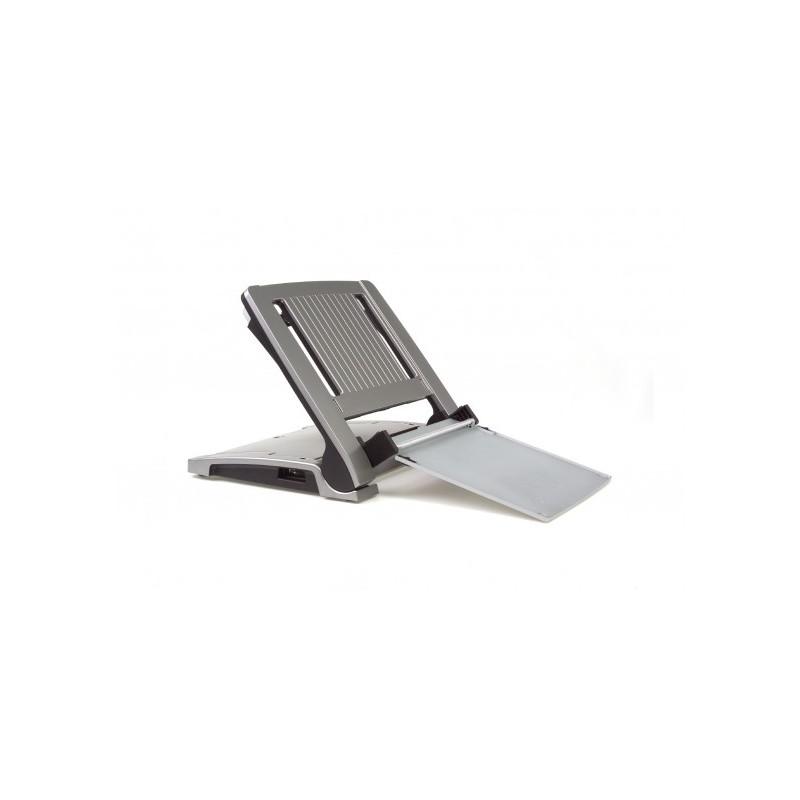 support universel pour ordinateur portable. Black Bedroom Furniture Sets. Home Design Ideas