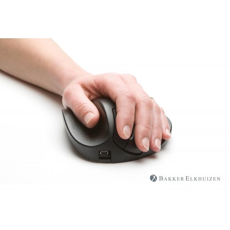 souris ergonomique sans fil handshoe medium