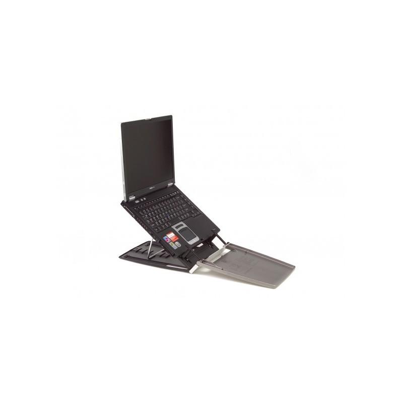 support pour ordinateur portable r glable. Black Bedroom Furniture Sets. Home Design Ideas