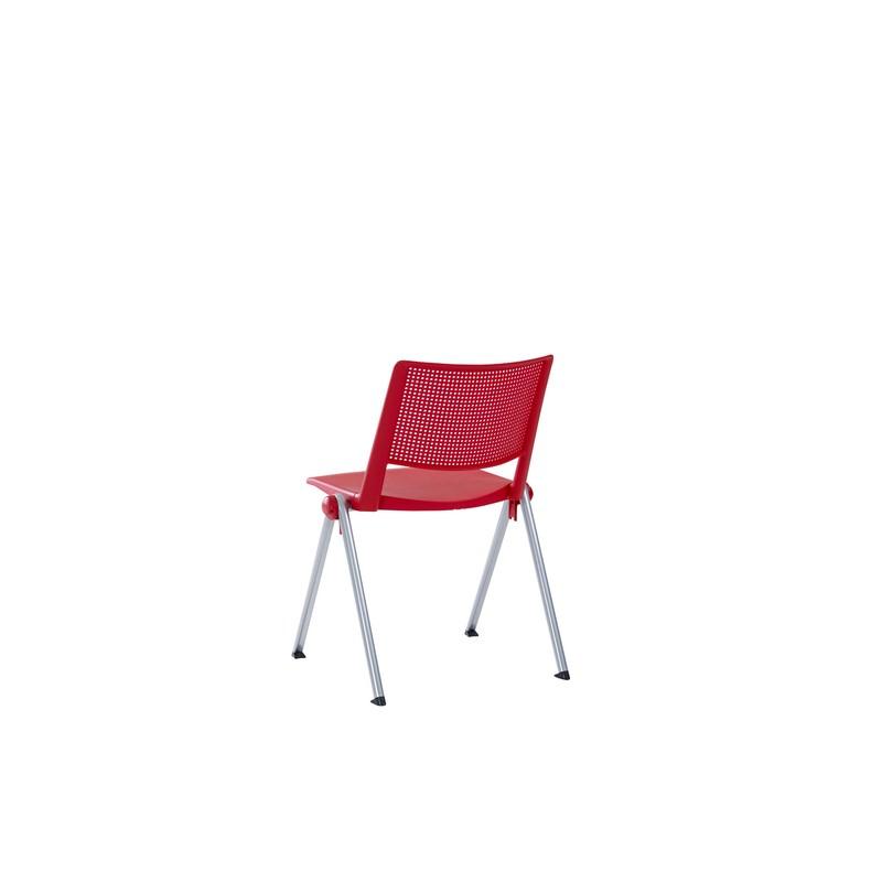chaise empilable et accrochable. Black Bedroom Furniture Sets. Home Design Ideas