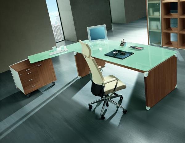 Quoi de mieux que les modèles de bureaux en verre