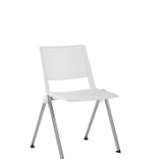 Chaise empilable et accrochable Line - 1
