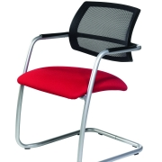 Fauteuil empilable Barclay - 1