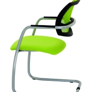 Fauteuil empilable Barclay - 3