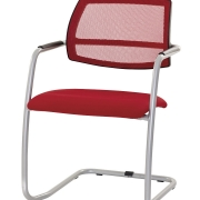 Fauteuil empilable Barclay - 4
