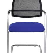 Fauteuil empilable Barclay - 5