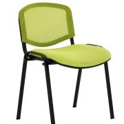 Chaise visiteur, accueil ou réunion - Léna - 3