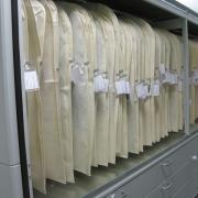 Meubles pour archives de musées