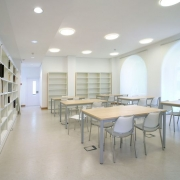 Mobilier pour bibliothèque