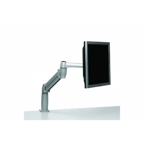 Bras pour écran Space Arm - Vérin à gaz - Etau