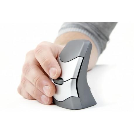 DXT Souris ergonomique de précision sans fil