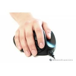 Souris ergonomique HandShoe Medium - Souris filaire