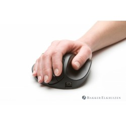 Souris ergonomique sans fil HandShoe Medium