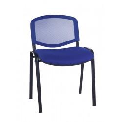 Chaise visiteur, accueil ou réunion - Léna