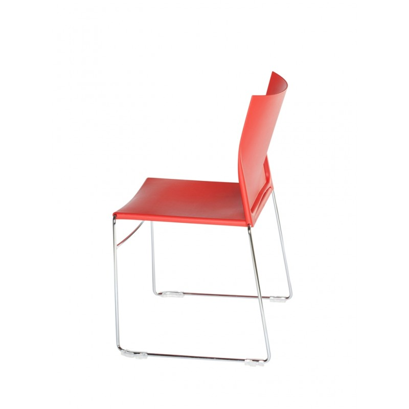 chaise plastique empilable. Black Bedroom Furniture Sets. Home Design Ideas