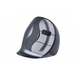 Souris verticale Evoluent D Wireless pour droitiers (taille small)