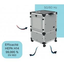 Filtre à air 1 pour purificateur d'air professionnel