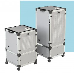 Filtre pour purificateur d'air professionnel