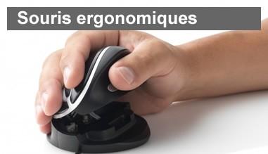 Vente en ligne de souris ergonomiques