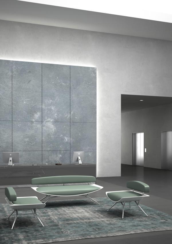 Pininfarina conception d 39 espaces de travail et mobilier for Fourniture et mobilier de bureau