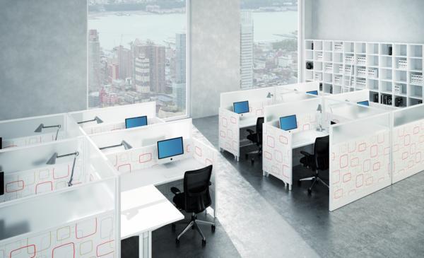 Bureau opérateurs x2