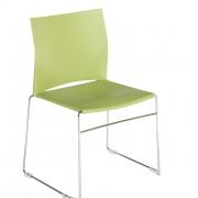 Chaise plastique empilable Jill - 4