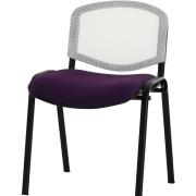 Chaise visiteur, accueil ou réunion - Léna - 2