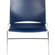 Chaise plastique empilable Jill - 5