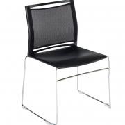 Chaise plastique empilable Jill