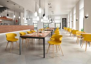 Espaces Café & Restauration