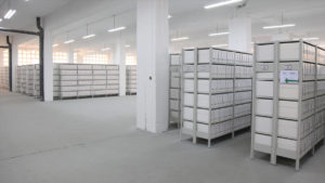 Stockage - Archives