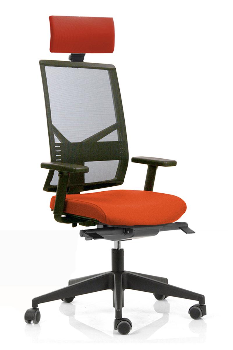 si ge ergonomique artech play mobilier de bureau grenoble. Black Bedroom Furniture Sets. Home Design Ideas