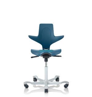 Siège ergonomique - Industrie - Caisse - HAG CapiscoPuls 8010