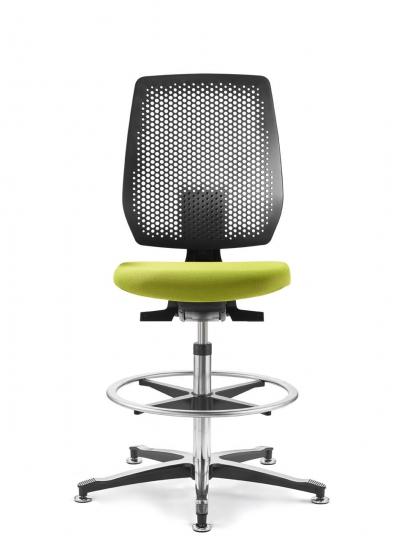 Siège ergonomique - Industrie - Dauphin Techspot