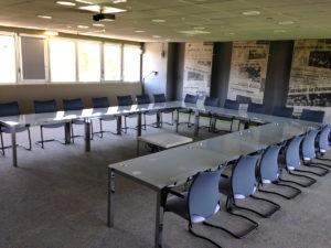 FCG - Espace d'accueil et salle de réunion