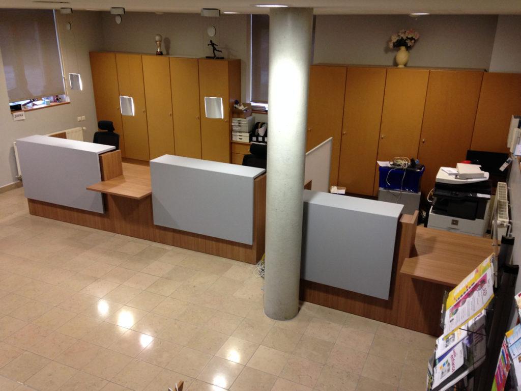 Mobilier de bureau à grenoble