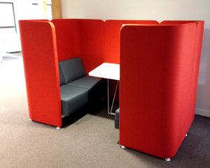 Aménagement de bureaux à Grenoble