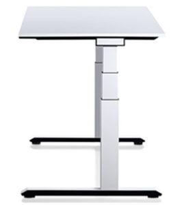 Bureau ergonomique Sedus Temptation C - Bureau individuel