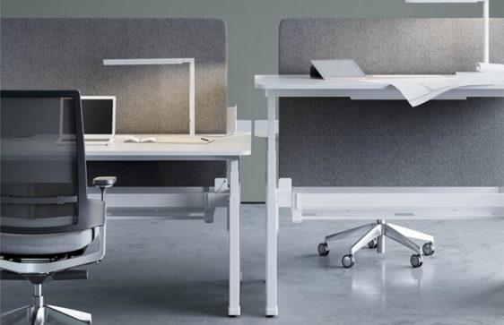 Bureau ergonomique Skala - Bureau individuel