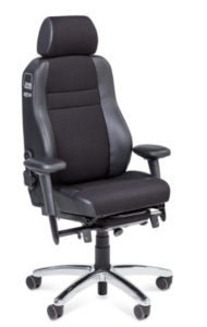 Siège ergonomique BMA Secur24 Basic