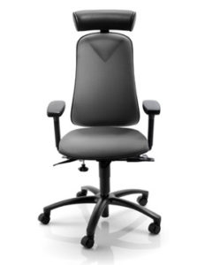 Siège ergonomique Affordance Höganäs + 382