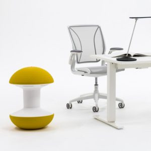Tabouret ergonomique Humanscale Ballo