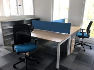 Grenoble : aménagement des bureaux du Dauphiné Libéré