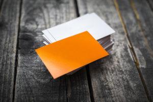 Cartes plastifiees