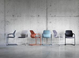 Chaises pour réunions