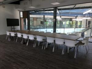 Aménagement des locaux de Fitness Boutique à Voiron