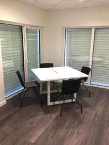 Agencement et installation de bureaux en Isère à Moirans