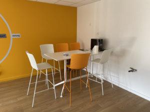 Agencement de bureaux à Saint Martin d'Hères et Chalon sur Saône